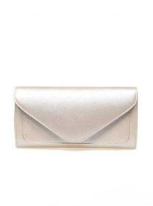 Gold - Clutch - Bag