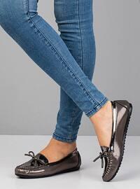 Lamé - Flat - Flat Shoes