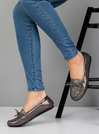 Lamé - Flat - Flat Shoes