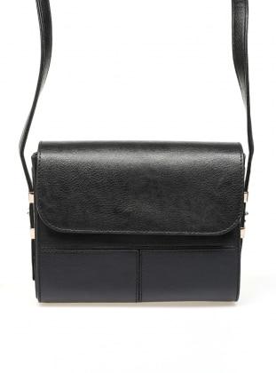 Black - Satchel - Crossbody - Bag