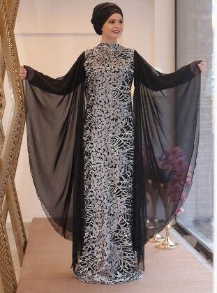Muslim Plus Size Evening Dress Models - Modanisa.com