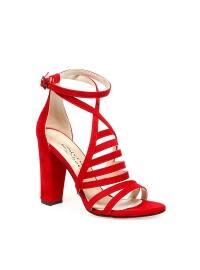 Abiye Ayakkabı - Kırmızı - Sitill