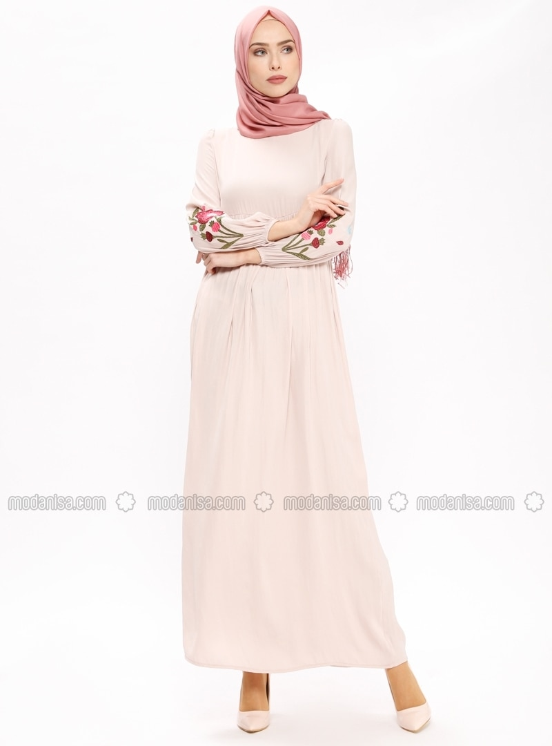 Powder - Polo neck - Unlined - Dresses