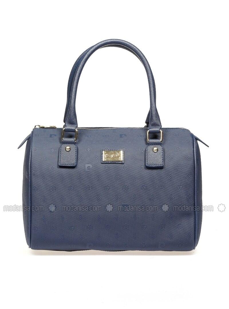384468368ed5 Navy Blue - Satchel - Crossbody - Bag - Pierre Cardin