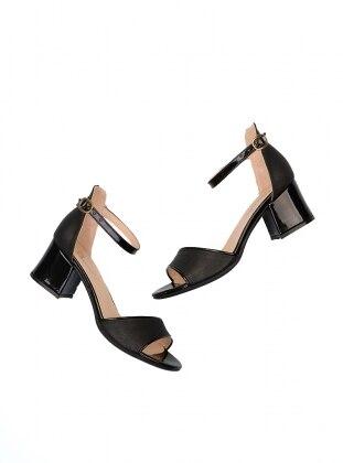 Black – Sandal – Shoes – Bambi