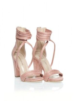Powder - High Heel - Shoes - Ayakkabı Havuzu