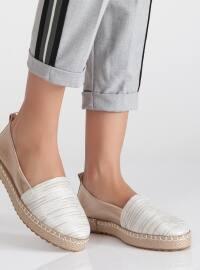 Ayakkabı - Altın - Ayakkabı Havuzu