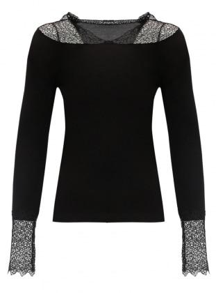 Black - Undershirt