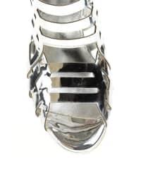 Lamé - High Heel - Evening Shoes