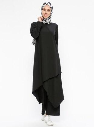 Tunik&Pantolon İkili Takım - Siyah - Neways Ürün Resmi