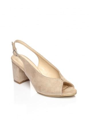 Beige – High Heel – Heels – Shoestime