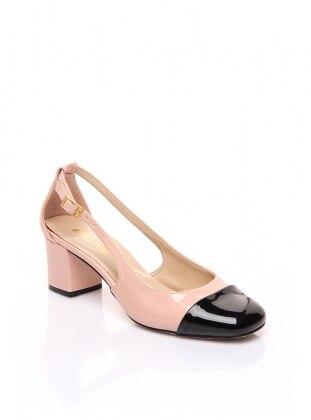Black – Powder – High Heel – Heels – Shoestime