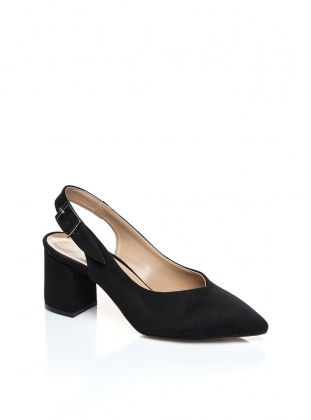 Black – High Heel – Heels – Shoestime