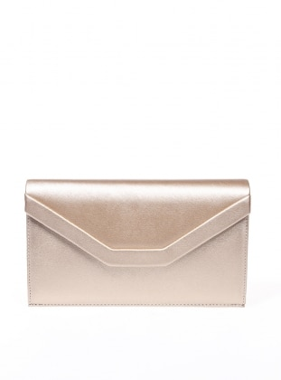 Minc - Golden tone - Clutch Bags / Handbags