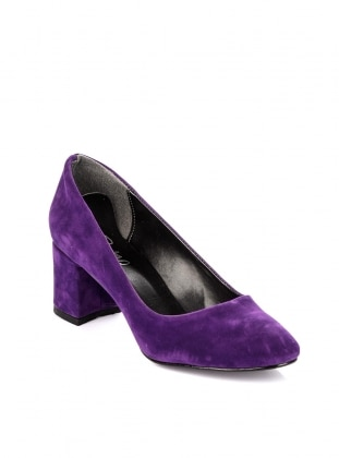 Purple - High Heel - Heels
