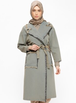 Minc - Unlined - Shawl Collar - Topcoat