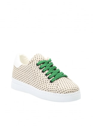 Beige - Sport - Shoes - Zenneshoes
