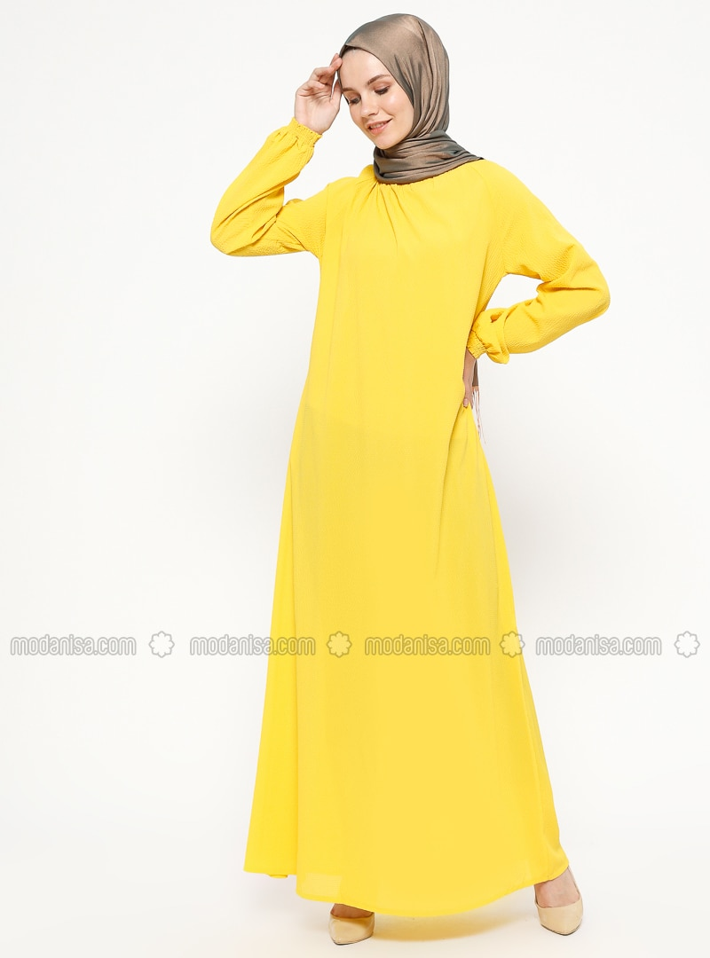 Yellow - Unlined - Prayer Clothes