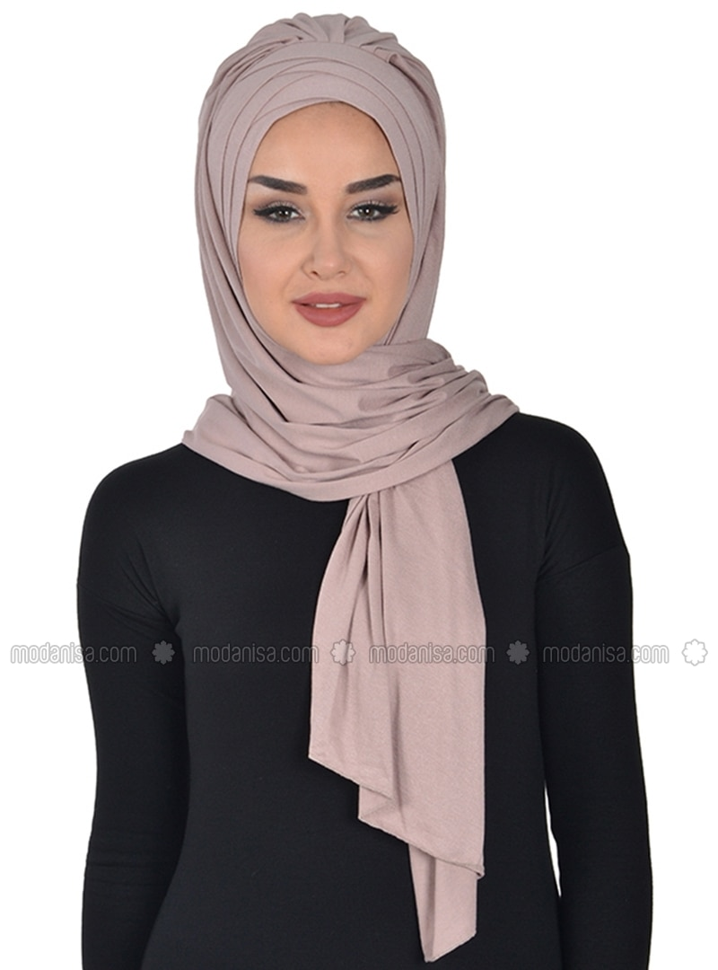 Minc - Plain - Combed Cotton - Instant Scarf