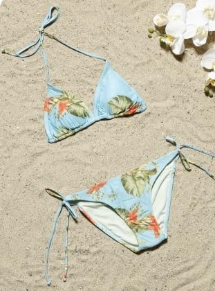 Blue - Bikini - AQUELLA
