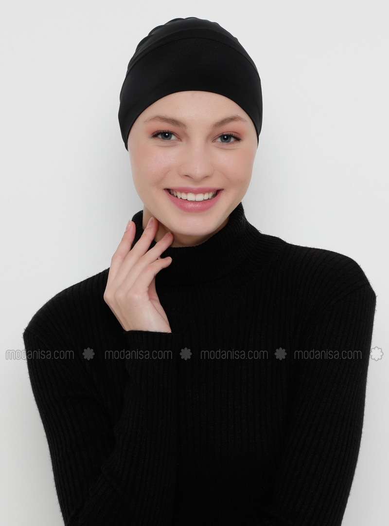 Black - Sea Cap
