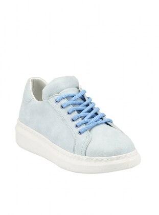 Sneakers Ayakkabı - Mavi - Zenneshoes Ürün Resmi