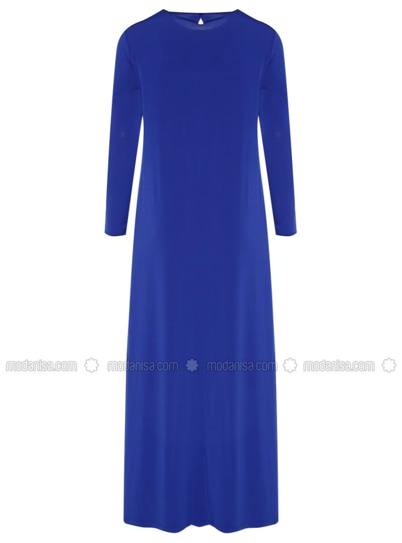 Saxe - Crew neck - Unlined - Dresses