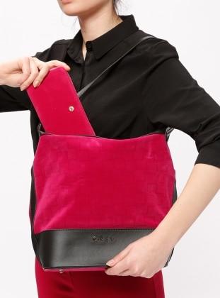 Black - Pink - Wallet