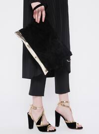 Ayakkabı & Çanta Takım - Siyah - Sitill
