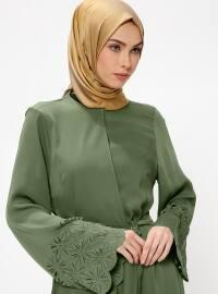 Khaki - Unlined - Abaya