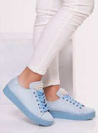 Ayakkabı - Mavi - Ayakkabı Havuzu