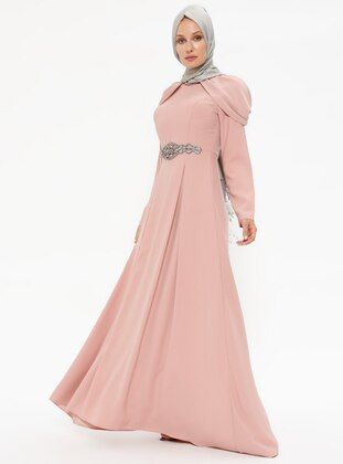 Pink Muslim Evening Dresses Shop Womens Muslim Evening Dresses