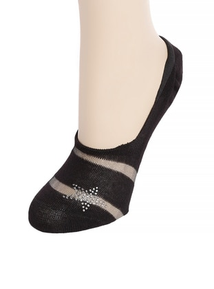 Black - Socks - SOHO MOOD