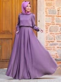 Gülce Elbise - Gül Kurusu - An-Nahar