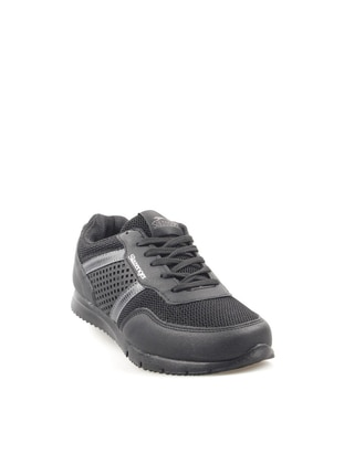 Black - Sport - Shoes - Slazenger