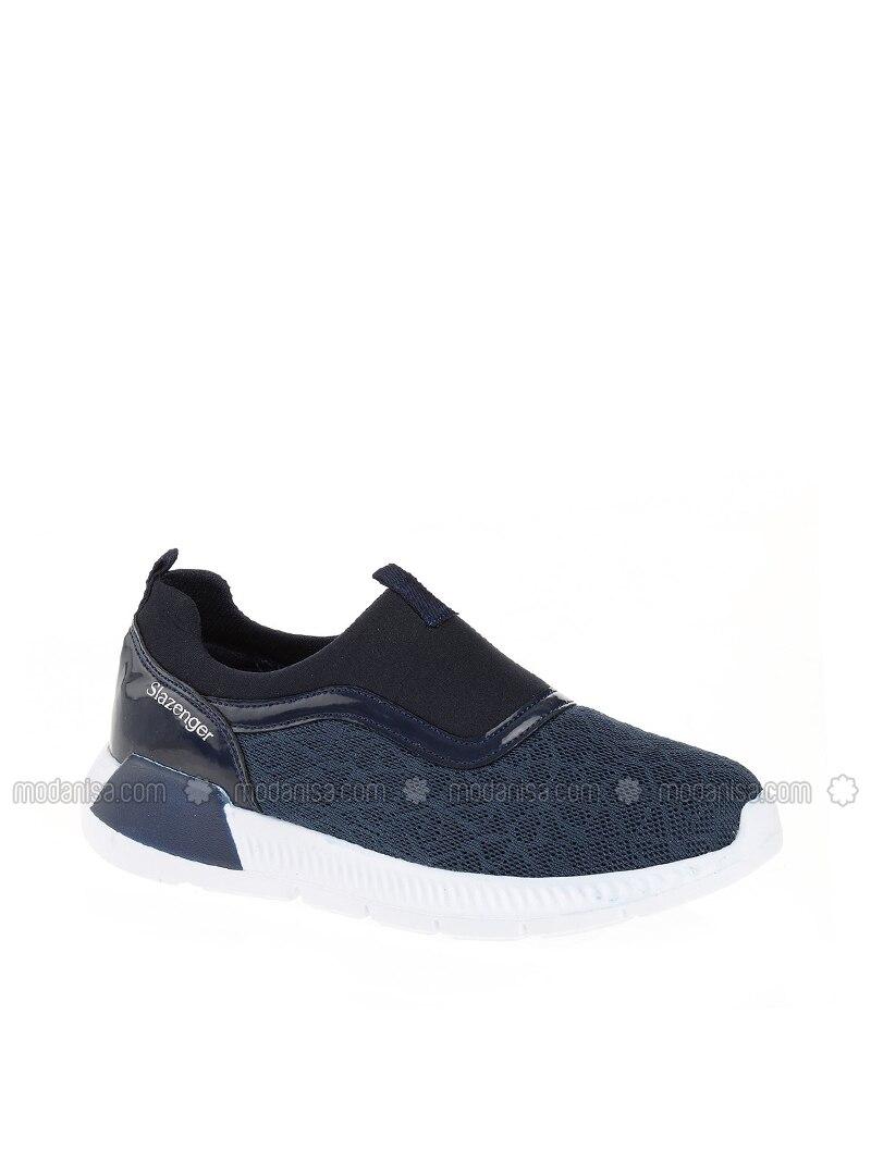 Navy Blue - Sport - Shoes