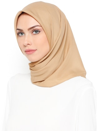 Golden tone - Plain - Scarf