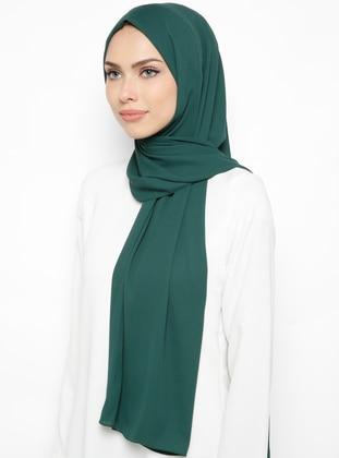 Emerald - Plain - Shawl