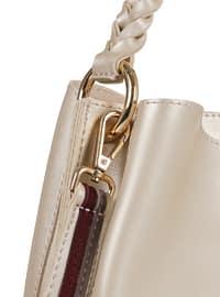Golden tone - Shoulder Bags