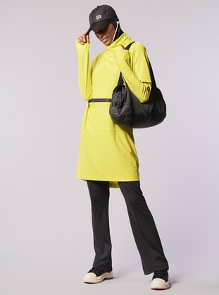 Yellow - Tracksuit Top - FD SPORTS