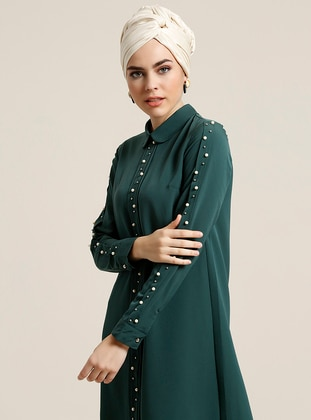 Emerald - Round Collar - Tunic