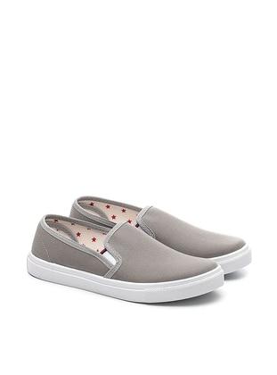 Ayakkabı - Gri - Just Shoes Ürün Resmi