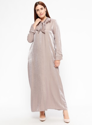 Minc - Unlined - Polo neck - Plus Size Coat