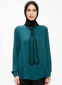 Emerald - Polo neck - Blouses