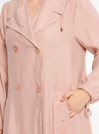 Powder - Unlined - Plus Size Coat