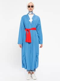 Blue - Unlined - Jacket