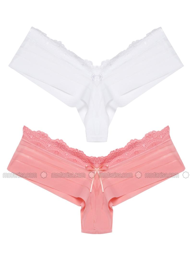 0fb2a7c98aa0 Fotoğrafı büyütmek için tıklayın · White - Pink - Panties ...