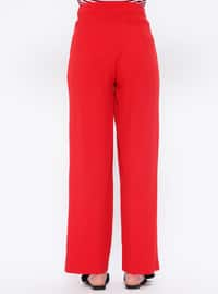 Red - Pants
