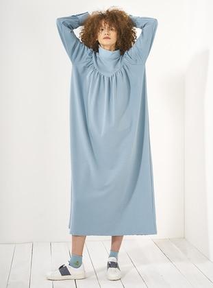 Blue – Dresses – Mevra
