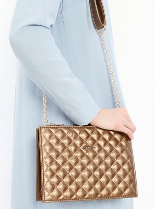 Golden tone - Shoulder Bags - Kayra By Kyr